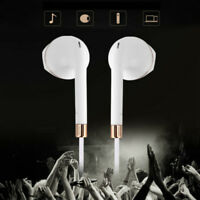 3.5mm Super Bass Music In-ear Stereo Earphone Headphone With Mic Headset Earbuds