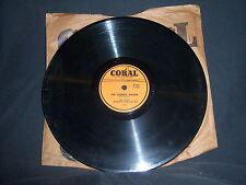 """Koralle 61105 Buddy Hackett-Die Diät/der chinesischen Kellner 1953 10"""" 78 RPM"""