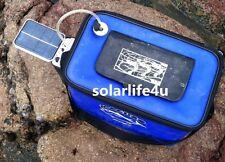 Solar Power Pond Oxygenator Air Pump Oxygen Pool fishpond fish tank fish New @US