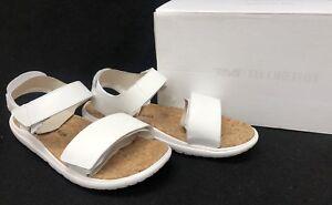 Teva Han Kjobenhavn Float Men's White Sandals 1014561 Optic White Strappy