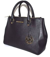 Michael Kors Jet Set Travel Medium Dressy Tote, BLACK, Pre-owned(See Cond.) $328