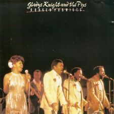 Gladys Knight And The Pips - Broken Promises (CD 1987) 12 Track Dutch Release