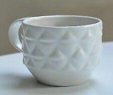 6 Starbucks Bone China Siren Mermaid Tail Scales 2013 14oz Pineapple Mugs