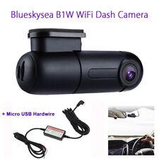 Blueskysea B1W 1080P WiFi Dash Camera Recording+Parking Guard Hardwire Kit