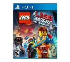 The LEGO Movie Videogame (Sony PlayStation 4, 2014)