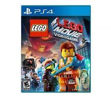 The Lego Movie Videogame (Playstation 4) NEW Batman Emmet Cop