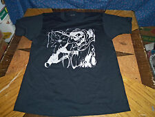 New T-Shirt Adult Medium  666  Skeleton   Possibly Motley Crue Tour