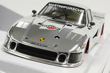 RACER SLOT IT SWLE02 PORSCHE 935/78 CHROME LIMITED GROUP 5 NEW 1/32 SLOT CAR