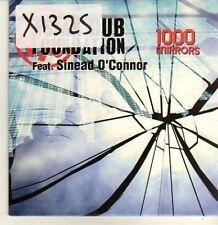 (CP265) Asian Dub Foundation ft Sinead O'Connor, 1000 Mirrors - 2003 DJ CD