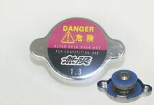 MUGEN Radiator Cap 1.3kg/cm 15mm For HONDA ACURA Accord Civic Integra NSX SLX