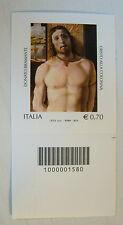 Italia   2014    Donato Bramante    singolo  codice a  barre 1580