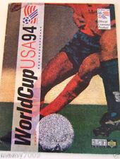ALBUM FIGURINE=WORLD CUP USA 94=COMPLETO=UPPER DECK