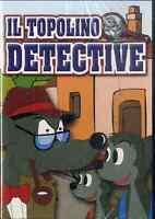 IL TOPOLINO DETECTIVE Cartoon Movie DVD FILM SEALED