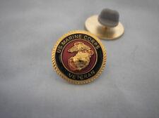 U. S. MARINE CORPS HAT PIN - U. S. MARINE CORPS VETERAN