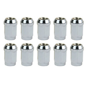 10-Pack Wheel Nuts 45789 9594682 for Buick Lacrosse CX2009 SUPER2009 CXL2009
