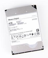 """WD Ultrastar Dc HC510 8TB 6G 7.2K SATA 3.5 """" Hard Drive Disk HUH721008ALE600"""