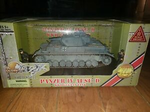 Ultimate Soldier 1:32 WWII German Panzer IV AUSF. D Tank 21st Century Toys