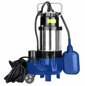 BROMIC Waterboy Vortex Type Auto Submersible / Sump / Drainage Pump Dirty Water