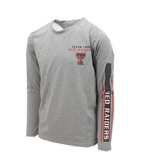 Texas Tech Red Raiders Official NCAA Kids Youth Long Sleeve Athletic Shirt New