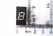 """25 LITE-ON LED DISPLAY DIGITAL 7 Segment 0.79"""" 10 Pin 1-BIT RED LTS315R Numeric"""