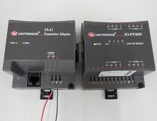 Unitronics EX-A1 & IO-PT400