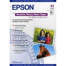 Carta fotografica lucidi marca Epson per stampanti senza inserzione bundle