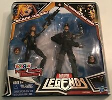 Marvel Legends Black Widow Winter Soldier 2-pack Toys R Us Exclusive Variant NIB