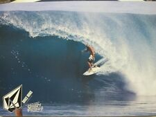 VOLCOM 2006 BRUCE IRONS creepy fingers 2 sided SURF promo poster Flawless