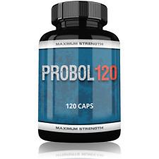 Probol 120 Testostérone Booster Musculation Extrème + Testo + Brûleur de Graisse
