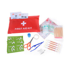 Small First Aid Kit Medical Safety Travel Sports Home Office Car Emergency FF