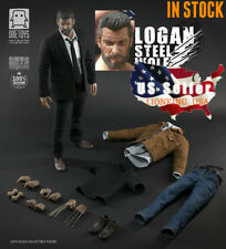 1/6 Scale Wolverine Logan Head Sculpt Figure Full Set Worldbox ❶USA IN STOCK❶