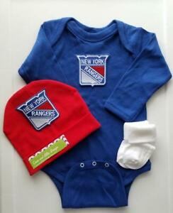Rangers baby/infant 3 pc outfit Rangers infant/baby clothes Rangers baby gift