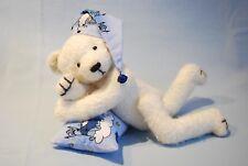 """Schnittmuster für Teddybär """"Träumerle"""" inkl. Zubehör v. Meyenbären, 25 cm"""