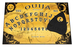 Ouija Board game & Planchette with instruction. Spirit ghost Hunt EVP