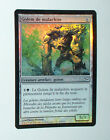 CARTE MTG MAGIC FOIL - VERSION FRANCAISE GOLEM DE MALACHITE