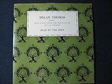 Dylan Thomas: Selections of Writings of Dylan Thomas Read By the Poet [Vinyl LP]