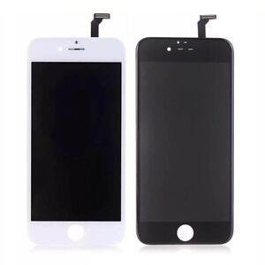 LCD Screen Touch Screen Digitizer Replacement For Apple Iphone 6 Black White
