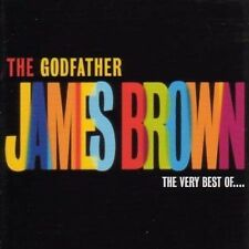 JAMES BROWN - The Godfather NUEVO CD