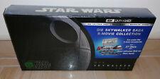 STAR WARS DIE SKYWALKER SAGA EPISODE 1-9 UHD 4K BLU-RAY BOXSET VERSIEGELT NEU