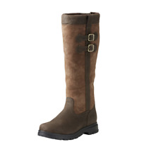 Ariat Eskdale Java H20 Womens Boots Country Outdoor Waterproof Boots Size 7.5