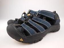KEEN Newport H2 Blue Waterproof Sport Sandals Youth Sz 12