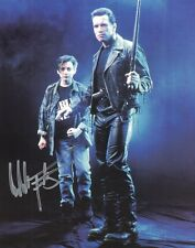 Edward Furlong Terminator autograph 8x10 photo with COA by CHA