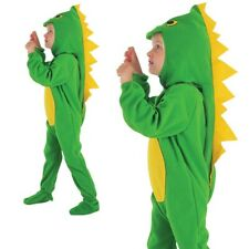 Toddler Dinosaur Costume Girls Boys Book Week Day Fancy Dress Outfit Age 2-3