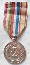Médaille SAUVETAGE SAUVETEURS D'ALGER ALGÉRIE FRANÇAISE AFN ORIGINAL Marine FR