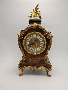 Vintage Le Ore Italian Mantle Clock