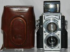 Zeiss Ikon Contaflex TLR SN Z.42712 lens Sonnar 1548791 Rare