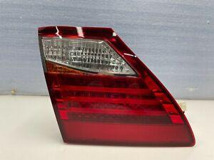 2010-2012 LEXUS LS460 LS460L LS600H - LEFT DRIVER SIDE INNER TAILLIGHT LAMP OEM