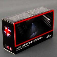 Mini Cooper Led Door Projector Projection Courtesy Puddle Lights (No Box)