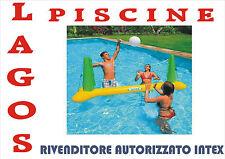 Rete Pallavolo Per Piscina cm 239X64X91 cod.56508 INTEX Sport Piscina Gonfiabile