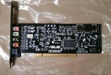 Asus Xonar DG 5.1 Surround Sound Card PCI Audio PC Desktop Front Panel Connector
